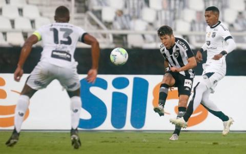 5f9de11d124d4 Empate entre Botafogo e Ceará pelo Brasileirão