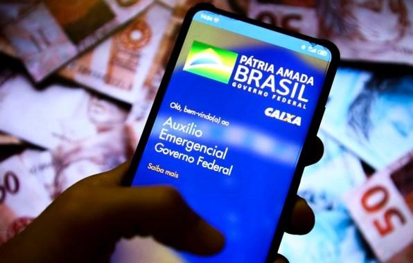 Caixa-auxilio-emergencial Caixa deposita hoje R$ 1,4 bi em auxílio emergencial para nascidos em abril