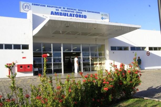 Hospital-Clementino-Fraga Hospital referência contra a Covid-19 em João Pessoa atinge 100% de ocupação em leitos de enfermaria