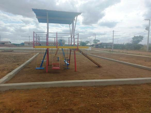 nfraestrutura2 Secretaria de Infraestrutura continua atividades de revitalização nos bairros de Monteiro