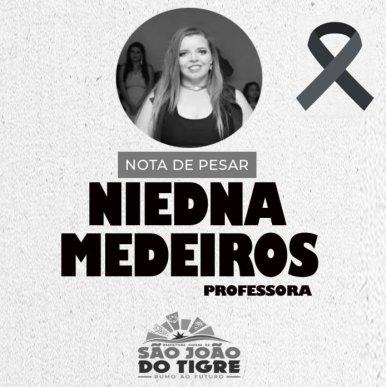 119277947_118824013286645_5559072134943669325_n-768x434-7 Prefeitura de São João do Tigre lamenta morte da Professora Nieda Medeiros