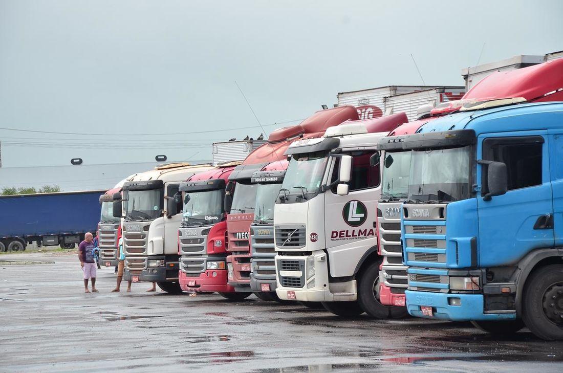 whatsapp-image-2019-07-22-at-120258 Caminhoneiros fazem greve em Minas Gerais por conta do aumento do diesel e já falta gasolina nos postos de combustíveis de Belo Horizonte