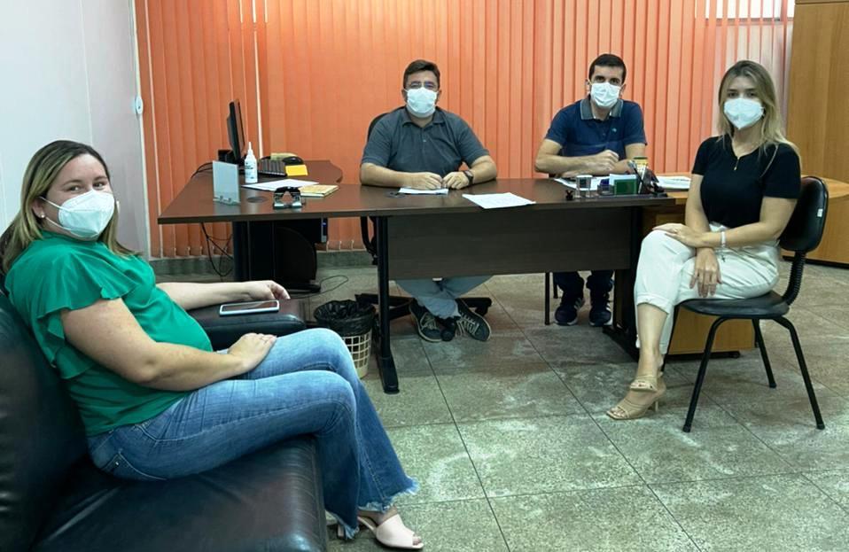 Entrega-Gasometro1 HRSF recebe da Prefeitura de Monteiro equipamento que otimiza tratamento de pacientes com Covid-19