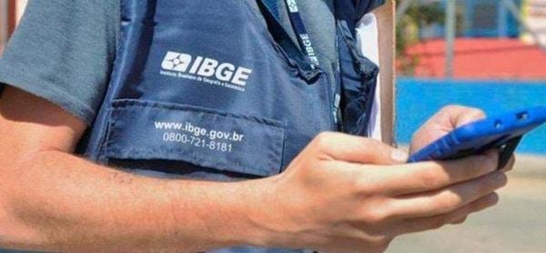 IBGE Terminam nesta sexta-feira as inscrições para processo seletivo com mais de 150 vagas temporárias do IBGE na Paraíba