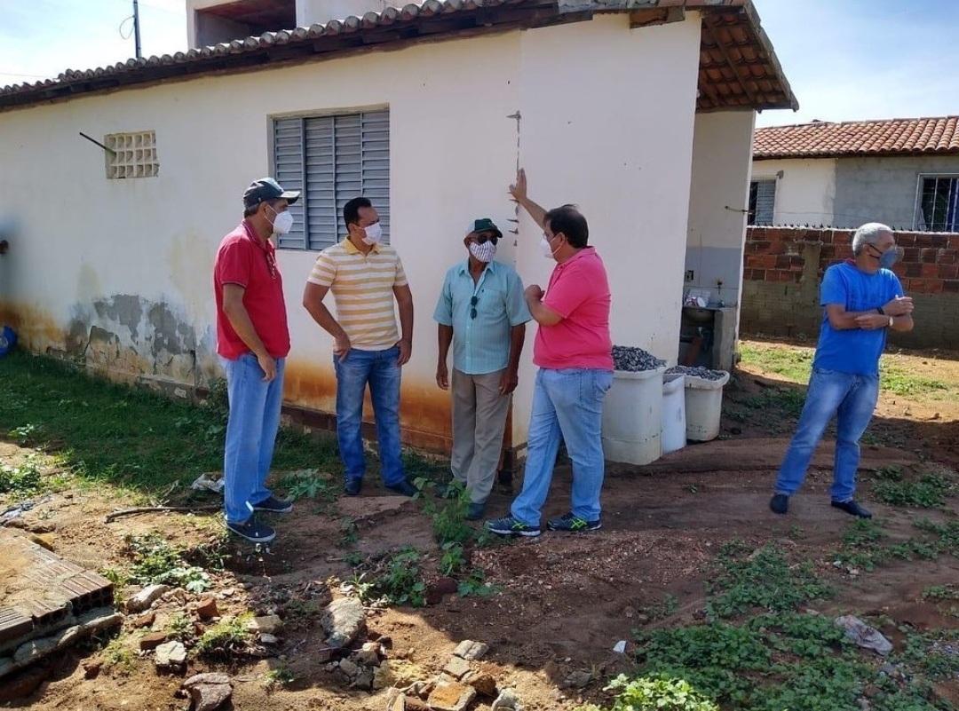 IMG_20210316_091311 Presidente da Câmara de Sumé e prefeito Éden Duarte visitam áreas afetadas pela chuva