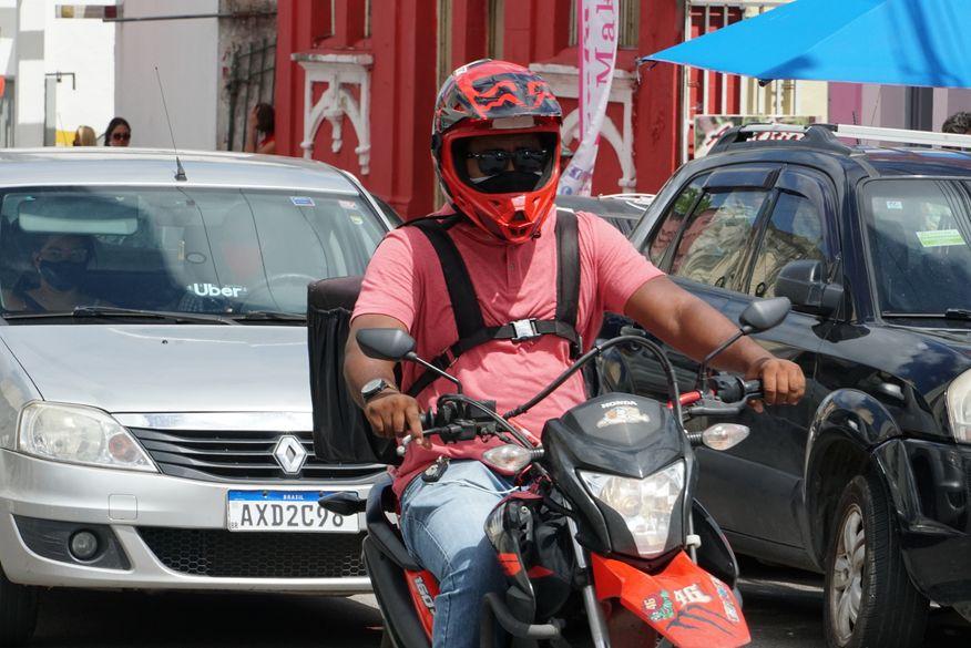 motoboy_walla_santos_2 João Azevêdo anuncia habilitação gratuita para motoboys que trabalham com delivery