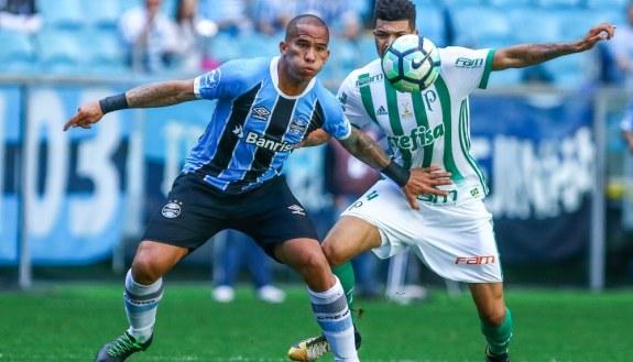 palmeiras-gremio-lucas-uebel Palmeiras vence o Grêmio fora de casa no 1º jogo da final da Copa do Brasil