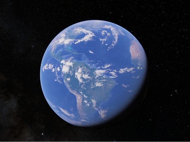 google Google Earth lança ferramenta timelapse que permite viagem no tempo