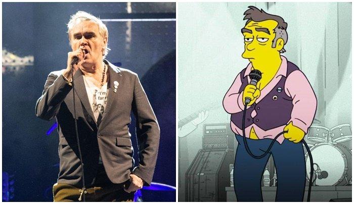 morrissey-3 Morrissey acusa 'Os Simpsons' de racismo por personagem inspirado nele