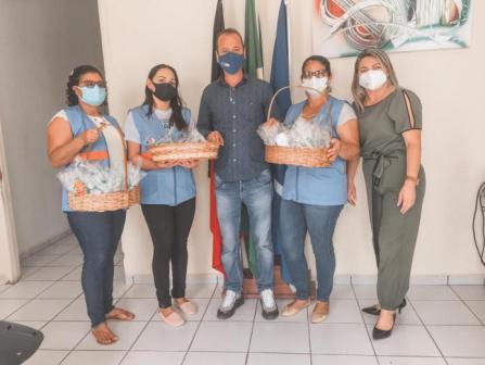 sj-tigre Prefeito Márcio Leite implanta o Programa Remédio em Casa e cumpre mais uma promessa de campanha