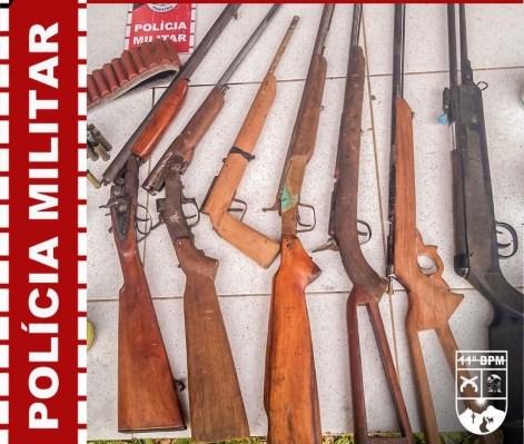 IMG_20210514_113306 Polícia Militar apreende seis armas de fogo na zona rural de Monteiro
