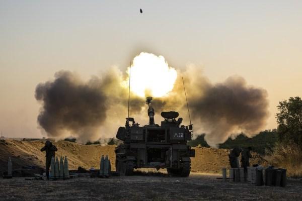 ap21139686565122-600x400 Israel volta a bombardear Gaza após EUA pedirem 'desescalada'