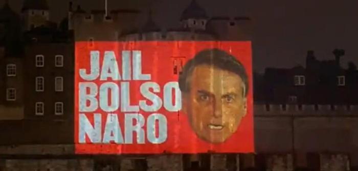 20210620100612_c870a32125967fc782f06f5449b472056b6a044b8fd7b1308fa0ee08feedfed8-700x336 Projeção na Torre de Londres pede prisão de Bolsonaro