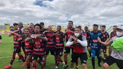 RAPOSAE-CAMPEAPARAIBANA Campinense é campeão Paraibano 2021