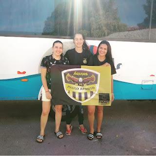 z Atletas Monteiro jogam mais uma partida pela Copa Marta de fut 7 feminino em Alagoas e se destacam