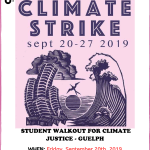 GLOBAL CLIMATE STRIKE- Week of Action Guelph