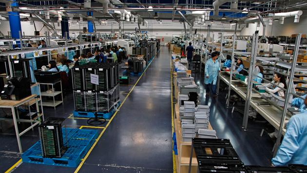 Las fabricas en Tierra del Fuego - Foto: OPI Santa Cruz