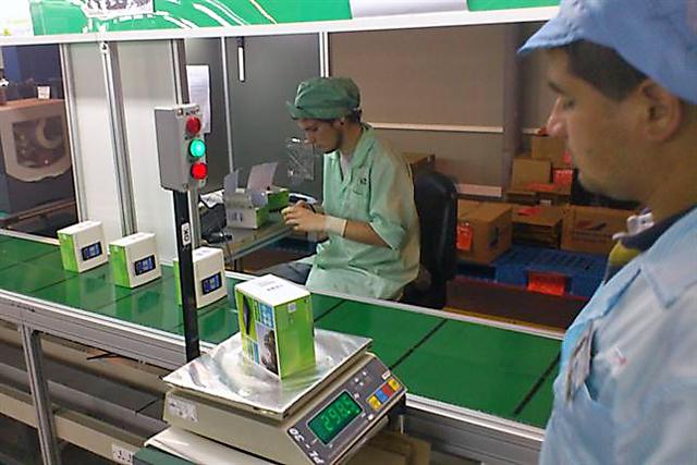 Brighstar donde se fabrican celulares de las marcas Blackberry, LG, Motorola, HTC, Samsung - Foto: