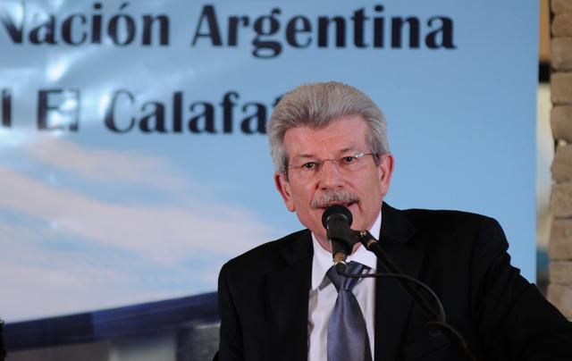 Juan Carlos Fábrega Presidente del BCRA - Foto: OPI Santa Cruz/Francisco Muñoz