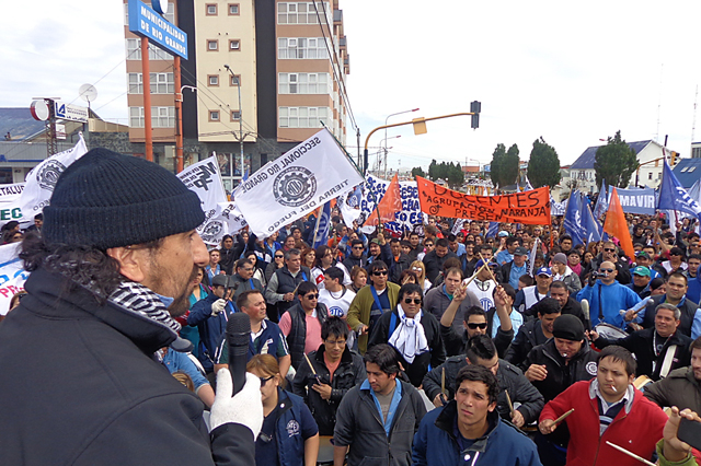 El Diputado nacional Oscar Martínez del Movimiento solidario Popular - Foto: Prensa