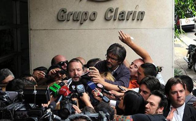 La AFSCA aceptó el plan de adecuación del Grupo Clarín - Foto: