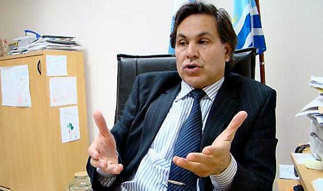 El juez de El Calafate, Dr Carlos Narvarte - Foto: Web