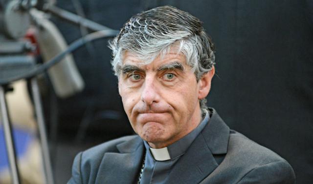 El Obispo Miguel Ángel D`Anibale - Foto: OPI Santa Cruz/Francisco Muñoz