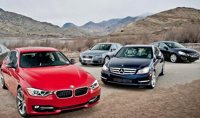 Los autos de alta gama - Foto
