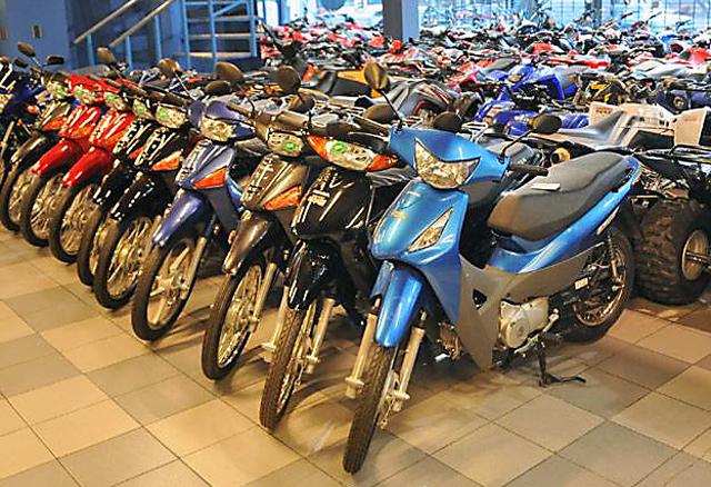 """Se desplomó la venta de motos y las concesionarias se declaran en """"emergencia económica"""" - Foto:"""