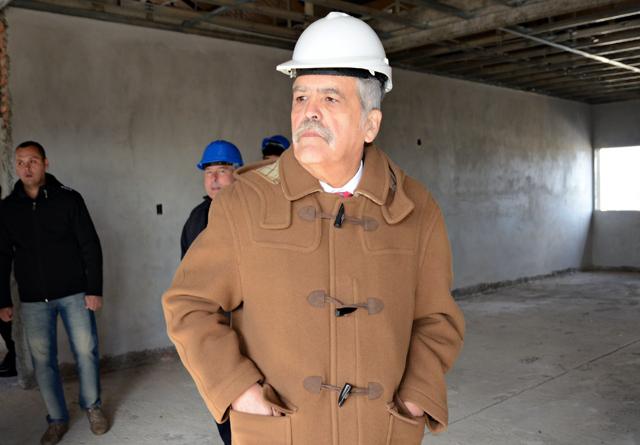 El Ministro de Planificación Federal Julio De Vido - Foto: OPI Santa Cruz/Francisco Muñoz
