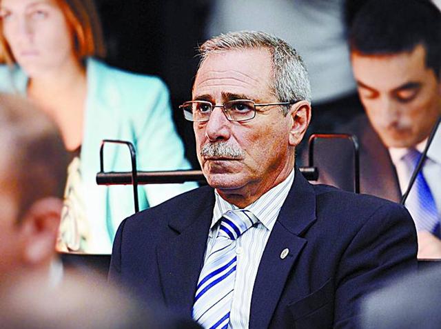 Ricardo Jaime ex Secretario de Transporte de la Nación - Foto: Clarín