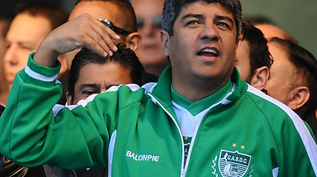 El secretario adjunto de Camioneros Pablo Moyano - Foto: