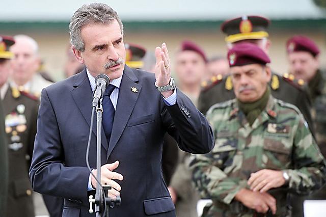 El Ministro de Defensa de la Nación Agustín Rossi - Foto: Web