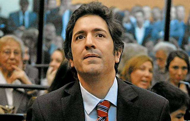 El juez federal Sebastián Casanello - Foto: