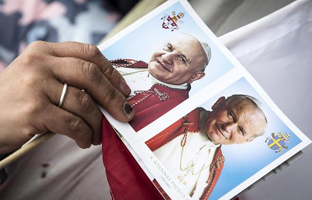 Dos santos para que la Iglesia vuelva a sus raíces - Foto: