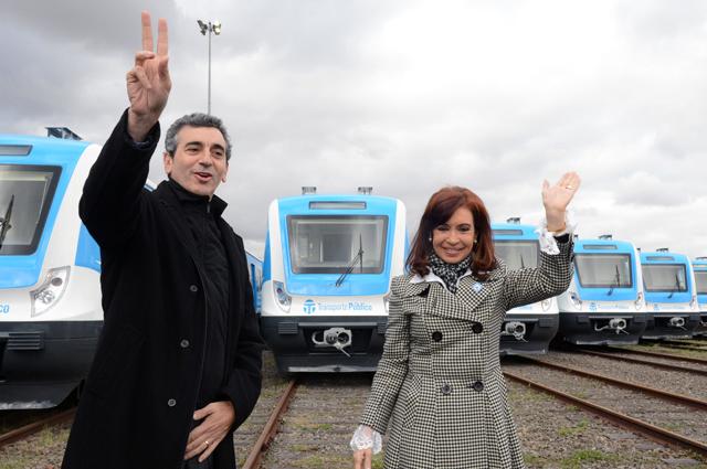 """Randazzo habló de """"los matices"""" de Scioli y dijo que """"Massa es de la oposición, no es peronista"""" - Foto: Presidencia"""