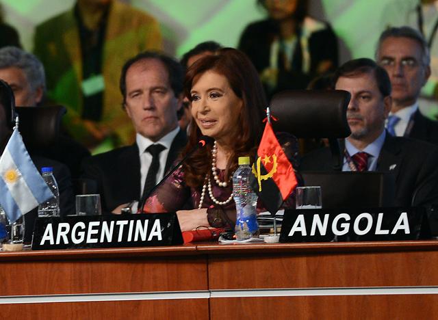 Presión de Cristina en la pelea con los fondos buitre