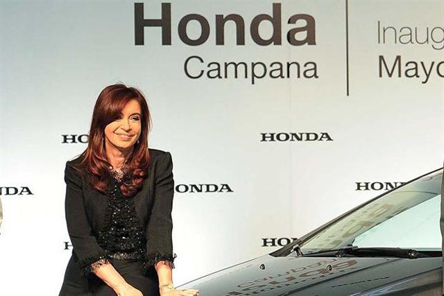 La automotriz Honda también suspende su personal: regirá por un mes, tras una baja del 34% en las ventas