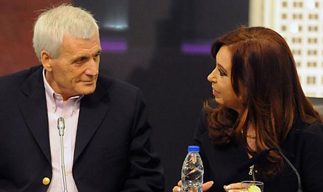 "Antonio Caló dijo que le pedirán a Cristina Kirchner ""definir de una vez por todas qué va a hacer con Ganancias"""