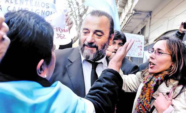 Revés para el Gobierno: el tribunal restituye a Campagnoli en su fiscalía