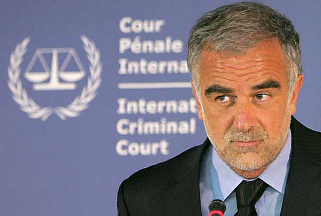"""Para Luis Moreno Ocampo, """"no hay ninguna chance"""" de que La Haya tome el reclamo argentino"""