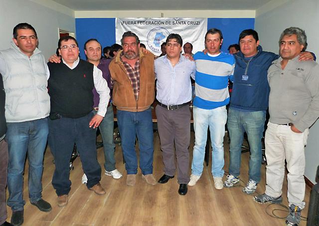 Claudio Vidal Secretario General de Petroleros Privados confirmó fecha de asamblea para desafiliarse de la Federación