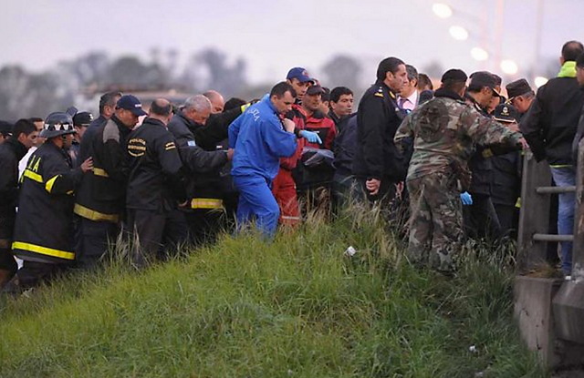 Hallaron el cuerpo de Melina Romero en un arroyo de José León Suárez