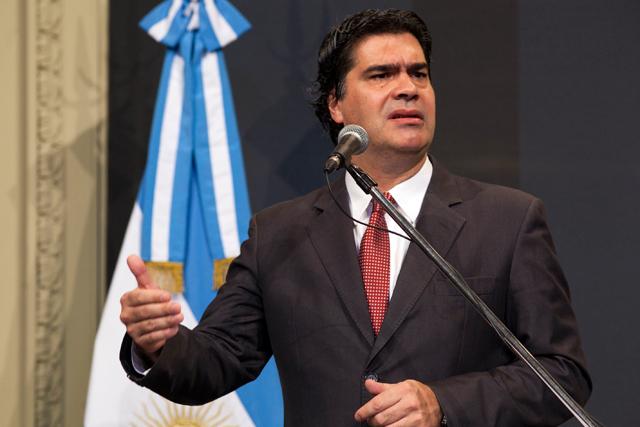 """Capitanich: """"Golpismo activo, esto es lo que pasa en la Argentina"""""""