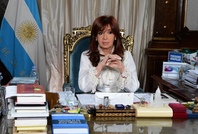 La Presidenta propone más dureza contra los extranjeros que delinquen