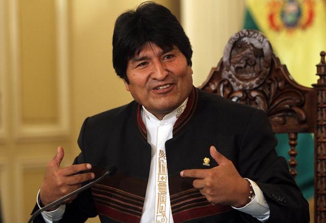 """Evo Morales: """"Me inquieta que la derecha pueda volver al poder en la región"""""""