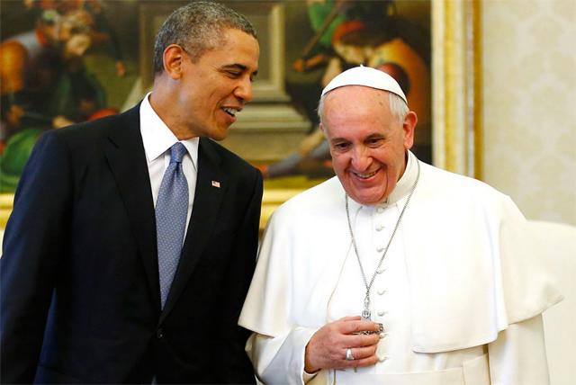 El Papa vuela a EE.UU.