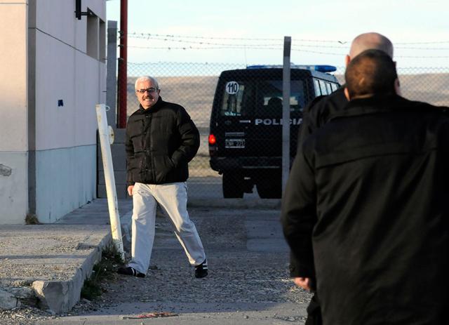 Osvaldo Sanfelice, bajo la lupa de la Justicia - Foto: OPI Santa Cruz/Francisco Muñoz