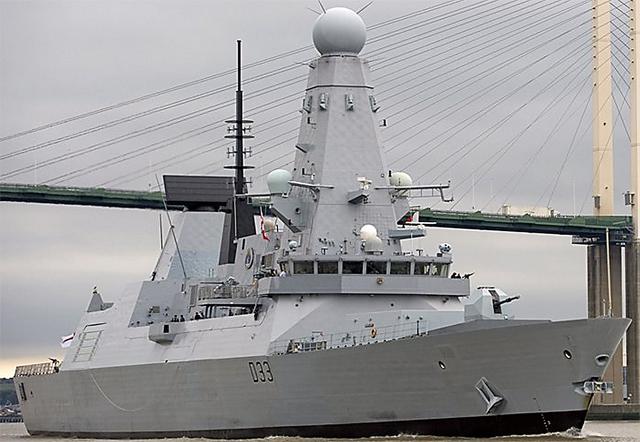 Denuncian que buques británicos recibieron apoyo de Brasil y Chile
