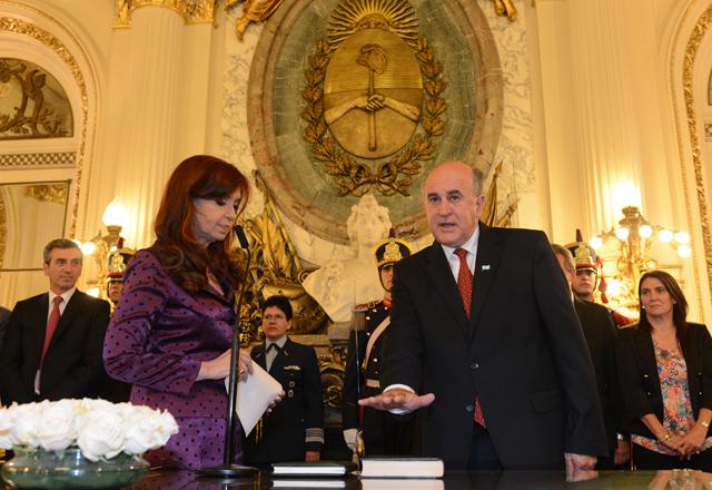 """Curso acelerado de """"Señor5""""  - Foto: Presidencia"""